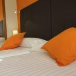 Apartamento superior dormitorio 2 camas