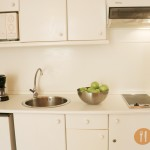 Apartamento  estándar  cocina