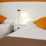 Apartamento estándar dormitorio 2 camas