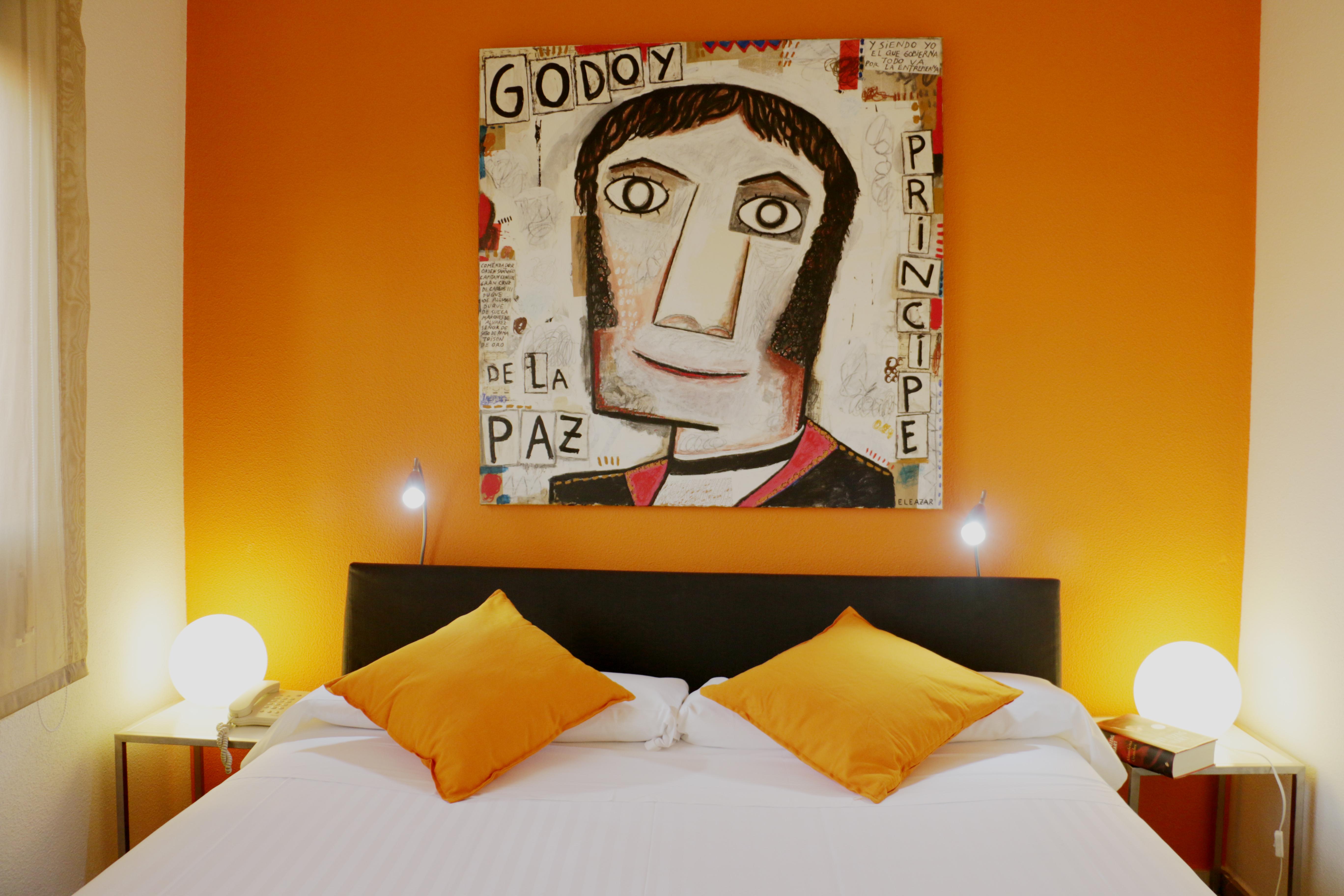 Apartamento superior dormitorio 1 cama