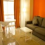 apartamento estandard en el aparthotel g3 galeon de Madrid