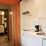 Apartamento  superior    salón - cocina