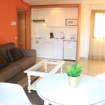 Apartamento  superior  salón-cocina