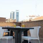 Apartamento  superior  terraza