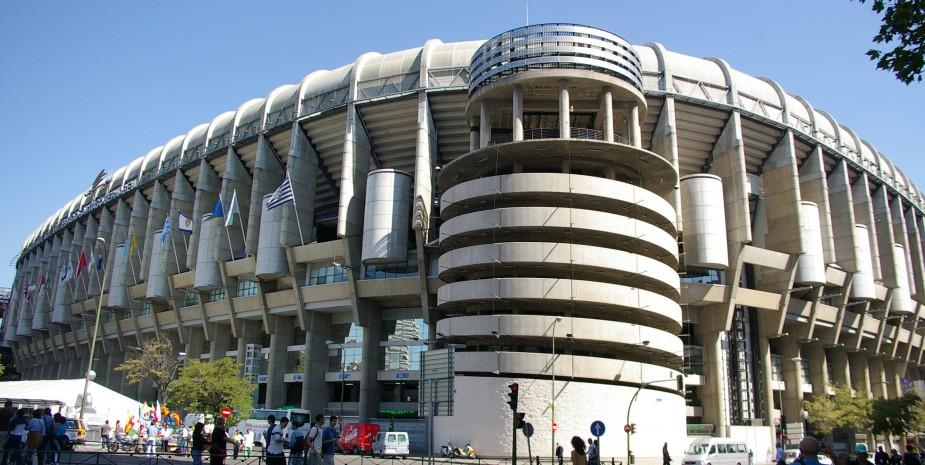Apartamentos  Madrid por días para ir al estadio Santiago Bernabeu