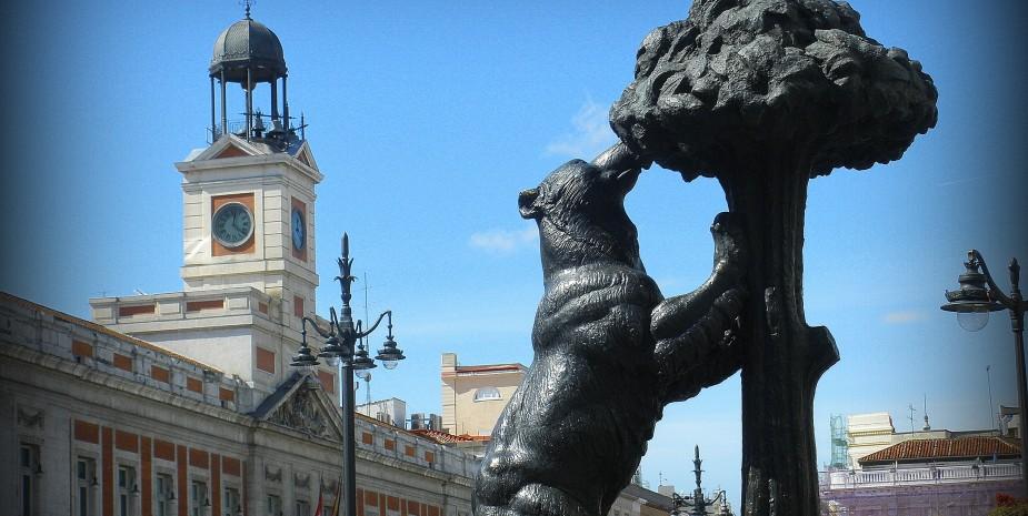 Apartamentos  Madrid por días para ir a la Puerta del Sol